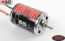 540 Crawler Brushed Motor par RC4WD 65 T Z-E0002 Bullet Connecteurs TF2 G2 SCX10 RC