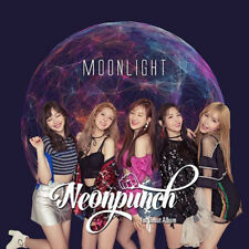 NEON PUNCH MOONLIGHT 1th Single Album CD+PhotoCard+Photo MIXNINE K-POP Sealed