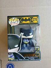 Funko Pop! BATMAN #270 DC Super Heroes 80 Year Anniversary First Appearance