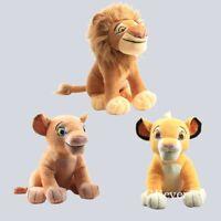 Mufasa The Lion King Simba Nala Plush Toy Stuffed Animal Doll 11'' Xmas Gifts