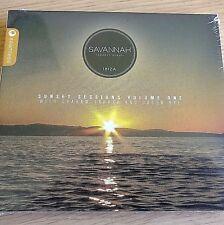 2CD NEW - IBIZA SAVANNAH SUNSET SESSIONS  Pop Club Dance House Music 2x CD Album