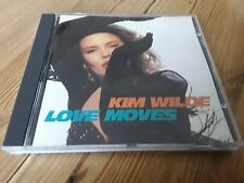 Kim Wild -  Love Moves UK DMCG6088 MCA 1990 CD