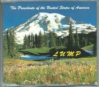 THE PRESIDENTS OF THE UNITED STATES OF AMERICA Lump 3 TRACK AUSTRIA CD SINGLE