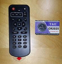 NBOX TV Remote Controller for N31 N32 N81 V1 V2  + 1 Extra CR2025 Battery
