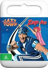 LazyTown: Zap It! DVD, 2008 Brand New Sealed