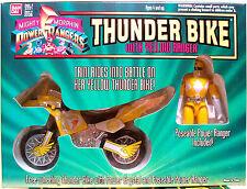 POWER RANGERS MIGHTY MORPHIN TRINI YELLOW RANGER THUNDER BIKE BANDAI 1994