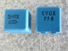 10 condensateurs 5600 pf 160 V 5/% axial