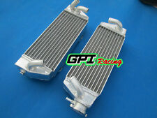 FOR KTM 250/300/380 SX/EXC/MXC 1998-2003 1999 2000 2001 Aluminum radiator