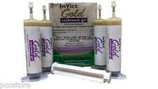 InVict Gold Cockroach Gel Bait  IGCG435, Rockwell Labs