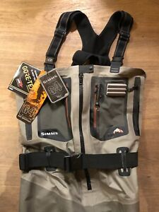 Simms G4Z Bootfoot Wader Size LS 11 New with Tags!
