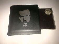 Metallica:RARE limited edition leather bound CD (black album) 1991