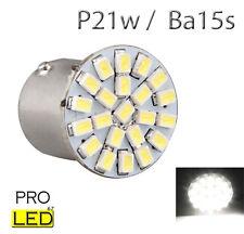1 lampadina a LED smd P21w/BA15s per le Luci di posizione/Fari notte anteriore