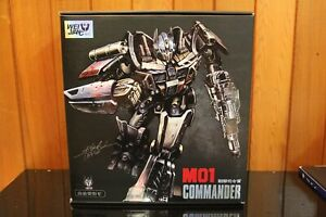 Transformers WEIJIANG M01 COMMANDER Optimus Prime