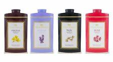 Royal Mirage Original,Lavender,Night,Rose, Perfumed Talc 250g MADE IN UAE
