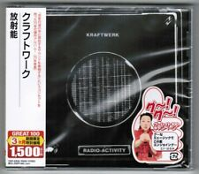 Sealed KRAFTWERK Radio-Activity JAPAN CD TOCP-53530 OBI 2005 Great 100 reissue