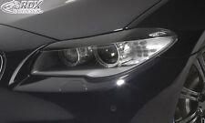 BMW 5er F10/F11 (-07/2013) Cubiertas De Faros Ojo Cejas ABS