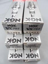 NOS Kawasaki Yamaha BMW NGK Spark Plug 1996-2002 KX250 YB80 R5 494cc B7HVX Qty 6