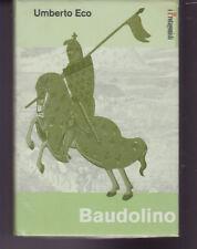 UMBERTO ECO BAUDOLINO  I PROTAGONISTI NUOVO BLISTERATO