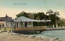 venezuela, Puerto Cabello, Kiosko (1910s) Rosswaag, Joyeria y Relojeria