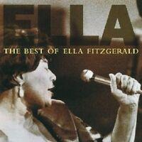 ELLA FITZGERALD - BEST OF ELLA FITZGERALD  CD NEU