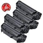 4 Pack Q2612A 12A Toner Cartridge For HP LaserJet 1012 1015 1018 1020 1022 3015