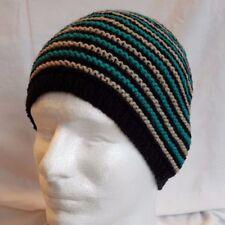 Ladies, Gents, Hand Knitted, Woolen, Beanie Hat, New, Present