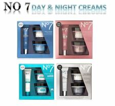 no7 lift & Luminate, Protect & Perfect, Early Defence, Restore & Renew