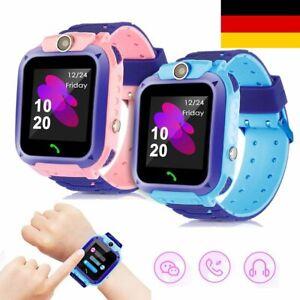 Kinder Wasserdicht Telefon Uhr,  Kids Smartwatch für Jungen Mädchen Kinder DE