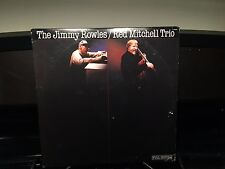 JIMMY ROWLES & RED MITCHELL - Trio ~ CONTEMPORARY 14016 {nm orig} >March: 1985