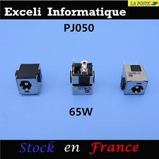 Connecteur alimentation dc jack pj050 (65W)  Compaq Presario C700 Series