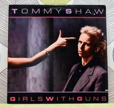 TOMMY SHAW - Girls With Guns [Vinyl LP,1984] USA Import SP-5020 Rock *EXC