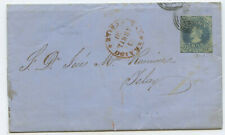 Chile Brief Valparaiso Islay 1859