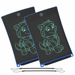 WOBEECO LCD Writing Tablet 8.5 Inch Electronic Writing &Drawing Board Doodle ...