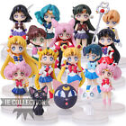 SAILOR MOON 16 STATUETTE PERSONAGGI FIGURE action Chibiusa jupiter artemis luna