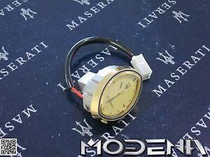 Maserati Golden Oval Watch Board Watch Gold Plated Oval Analog BITUBO 313620117
