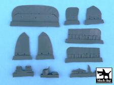 Blackdog Models 1/48 ALBATROS W.4 German WWI Floatplane Fighter Resin Detail Set