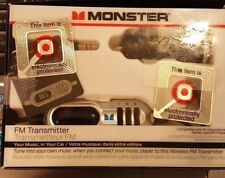monster digital tuner programmable station presets