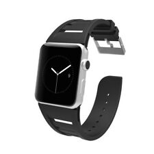 Case-Mate 42 mm Vented Wrist Strap Band for Apple Watch - Black