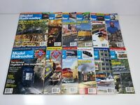 Model Railroader Magazine 1998 All 12 Issues Decent Condition Some Loose Covers