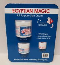 Egyptian Magic All Purpose Skin Cream Face & Body 100% NATURAL