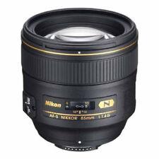 85mm Manual SLR Lenses for Nikon Cameras