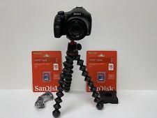 Sony Cyber-shot DSC-HX400V 20.4MP Compact Digital SLR Camera - Black
