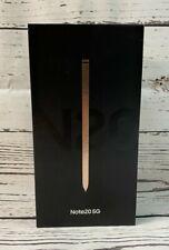 New listing Samsung Galaxy Note 20 5G Sm - N981U 128Gb At&T Mystic Bronze - Refurbished
