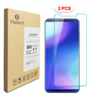 Ytaland 2Pcs Tempered Glass Film Guard Screen Protector  For Cubot x18 Plus