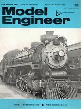 Model Engineer Hobbies & Crafts August Magazines