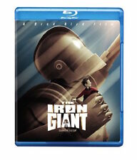 The Iron Giant Blu-Ray - Single Disc Edition - New Unopened