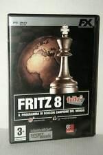 FRITZ 8 GIOCO USATO PC DVD VERSIONE ITALIANA GD1 47415