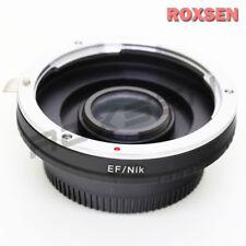Canon EOS EF Mount Lens to Nikon F Mount Adapter Df D5 D500 D610 D810 D7500 D850