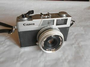 Canon canonet 28 35mm rangefinder camera full working order new seals