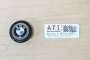 Rare Vintage MOMO Early BMW Logo Crest Steering Wheel Horn Button
